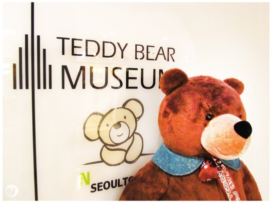Learn the History of Korea at Seoul Teddy Bear Museum